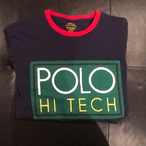 Polo By Ralph Lauren Hi-Tech long sleeve shirt